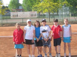 Jugend TC Schierling Gardasee Tenniscamp