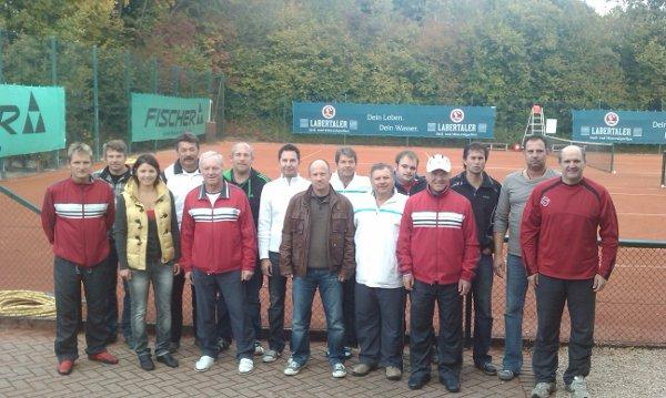 TC Schierling Tennis Herren Doppel Marktmeisterschaft 2011