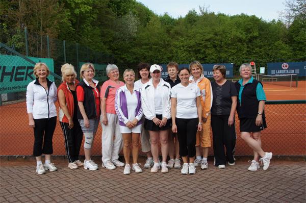 Doppelrunde Tennis Damen TC Schierling