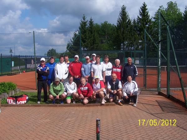 Tennis Schierling Vatertagsturnier 2012