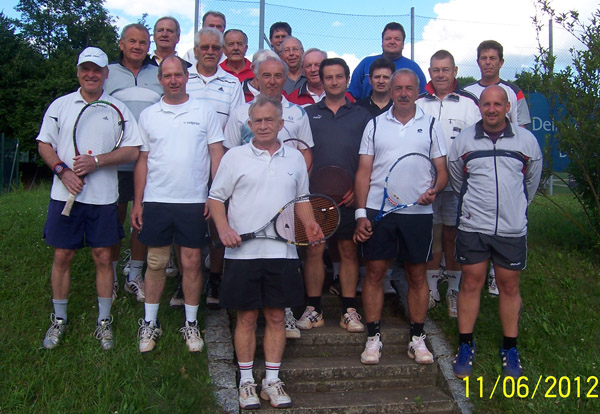 Tennis TC Schierling Montagsrunde