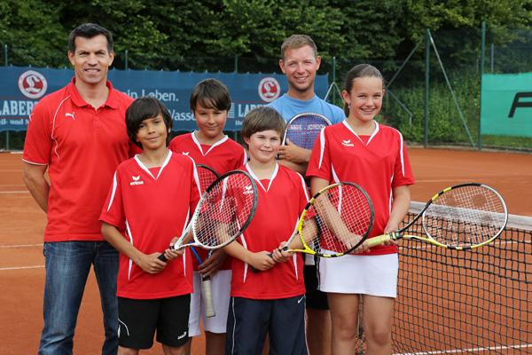 Bambini II Tennis TC Schierling
