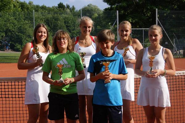Jugend TC Schierling Tennis