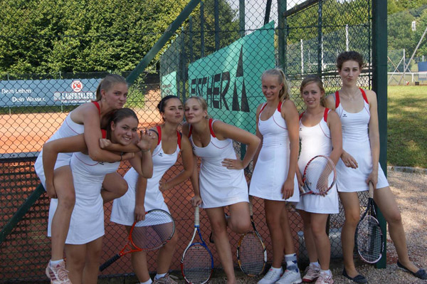 Tennis Juniorinnen TC Schierling